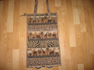 SHOPPING BAG ON WHEELS-NEW!
