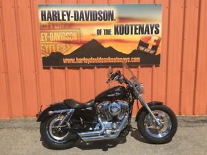 2012 Harley-Davidson XL1200C - Sportster 1200 Custom
