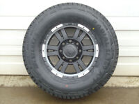 "17"" and Larger Tire/Rim packages for Trucks"