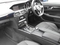 Mercedes-Benz C Class C250 CDI BLUEEFFICIENCY AMG SPORT (blue) 2012-11-23