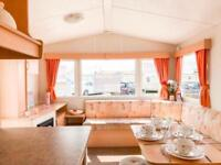 *2 BED STATIC CARAVAN* FREE SITE FEES TO 2020! EAST COAST, 12 MONTH PARK