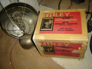 Heater[tent, hut]  FANS: 1 box, several table,[all need repair]