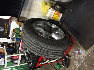 Tire mount & balance From $11ea and up Bring your own tires