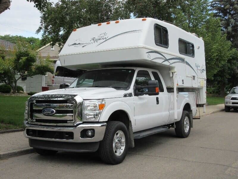 Ford Bigfoot Camper ✓ Ford is Your Car