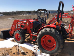 DK5010HS Tractor and Loader