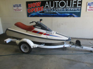 1992 Yamaha wave runner