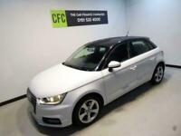 Audi A1 1.4 TFSI Sport Sat Nav, black roof, Alloy wheels. BUY FOR £45 A WEEK