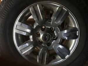 Factory Rims off Ford F-150 Larit excellent condition