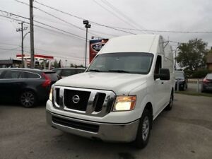 Nissan NV 2500/V6/HD/High Roof 2013