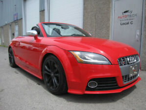 2009 Audi TTS Convertible ***Superbe Condition***