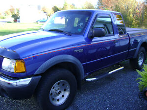 2003 Ford Ranger Level 2 XLT