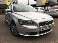 Volvo V50 Sport 2.0 Diesel Manual 2007/07 Plate Estate