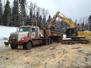 class one drivers needed for belly dumps,wagons and end dumps Edmonton Edmonton Area image 2