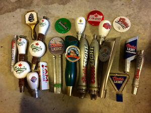 Beer tap handles for draught
