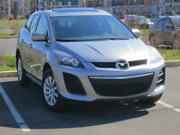 MAZDA CX-7 GX 2010 (TOIT,CUIR, BLEUTOOTH)84 000KM UNE SEULE TAXE