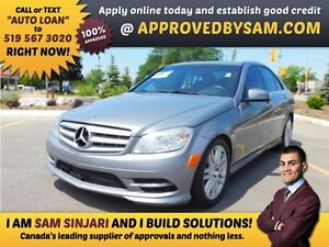 $215 every two weeks taxes included OAC - BUYS THIS C250 4-MATIC
