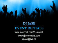 DJ Jase - Music Service for Weddings, Anniversaries, Parties etc