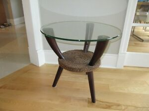 Table ronde 24''