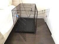 Medium dog crate, only used for a month!