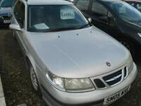 2005 SAAB 9 5 2.2 TiD Linear Sport 5dr LOVELY DRIVING VEHICLE GBP1800