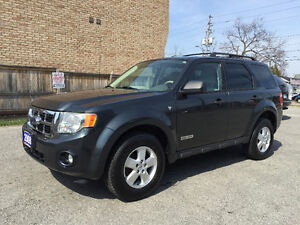 2008 Ford Escape Accident Free/Certified and E-Tested