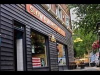 Floor & Bar Staff Needed BBQ Joint SE1 Waiters, Bartenders & Management