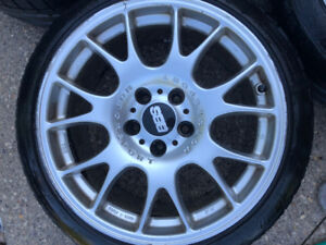 """18"""" BBS CH Wheels from 2003 BMW 325i"""