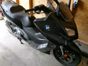 2013 BMW C600 Like New For Sale