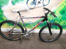 Salcano Bike (Serviced)