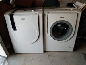 Bosch Nexxt Washer and Drying (both working)
