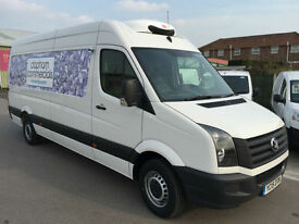 VW CRAFTER FRIDGE/ FREEZER/CHILLER VAN 2015