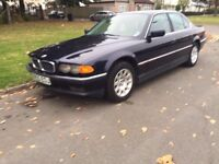 BMW 728i Automatic fully loaded spec very clean car inside outside good runner £450