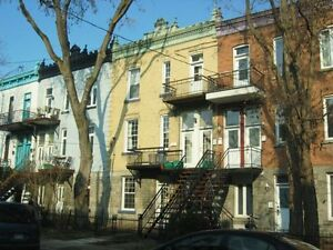 Apartment with 2 BR Fully Furnished at Plateau Mont-Royal Boyer