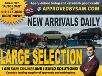 NEW ARRIVAL SALE APPROVEDBYSAM.COM BRING YOUR TRADE! OVERSTOCKED