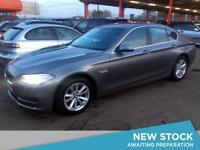 2013 BMW 5 SERIES 518d SE 4dr Step Auto