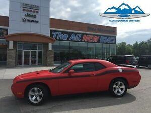 2009 Dodge Challenger SE  ACCIDENT FREE, LEATHER, CD/MP3, CERTIF