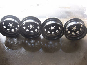Winter coming Volkwagon 15'' Rims use for Snow tires