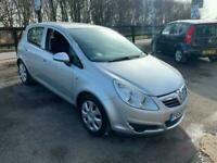 2009 (59) VAUXHALL CORSA CLUB ,5 DOOR, AUTOMATIC + AIR CON , very low mileage