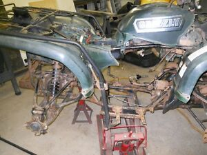 Yamaha Grizzly 660,  Used Parts, Parting Out