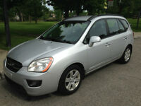 KIA RONDO EX 2.4 2008 ( !! 7 PASSAGER, TV / DVD, IMPECCABLE !! )