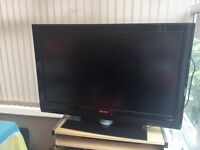 """Philips 42"""" flatscreen tv - great for a playroom or games room!"""
