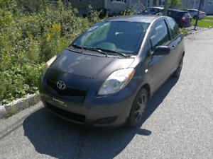 Toyota Yaris 2010 // PRIX POUR VENTE RAPIDE !