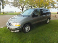 2000 Ford Windstar SEL Minivan Current Daily Driver! Runs great