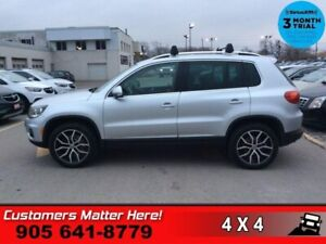 2012 Volkswagen Tiguan 2.0 TSI Highline  PANO-ROOF LEATH LOW-P/S