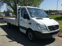 Mercedes Sprinter 313 CDI XLWB Extra Long 20ft (6.1m) Dropside, Brand New Body