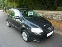 2009 '58' VW VOLKSWAGON FOX 1.4 URBAN 3 DOOR HATCH ONLY 50,000 MILES