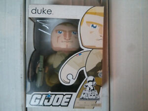 2008 Mighty Muggs GI Joe Duke $15