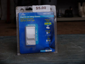 Leviton Magnetic Low Voltage Dimmer