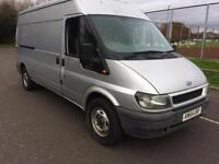 2004 Ford Transit lwb semi high top COMPLETE WITH M.O.T AND WARRANTY
