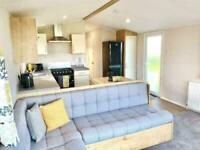 Luxury Static holiday home Static Caravan on Par Sands 12 month season